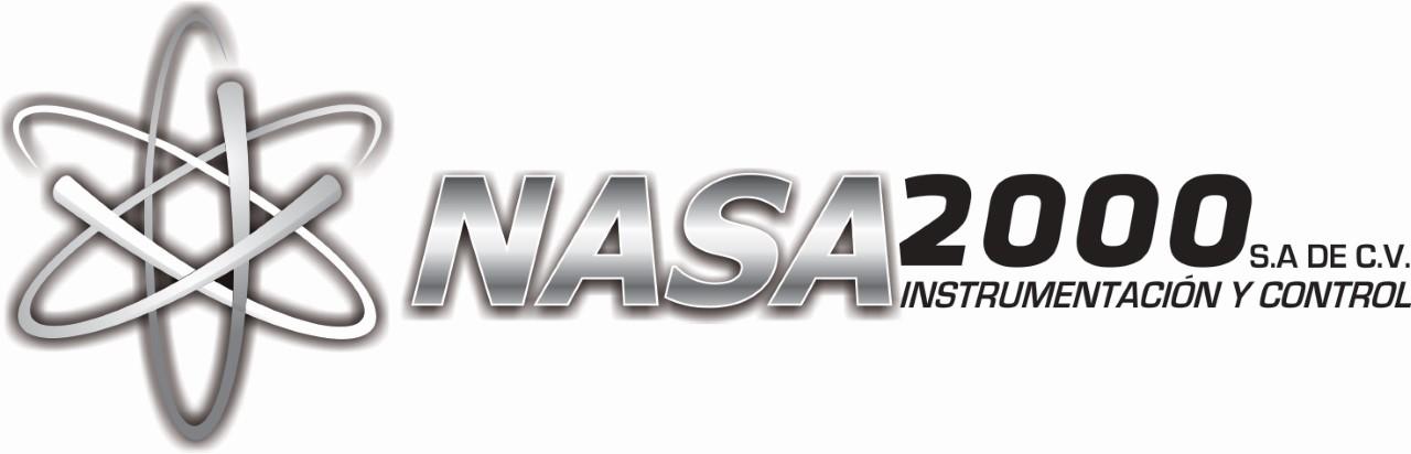Nasa's Company logo