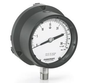 manometro de baja presion de diafragma 1189