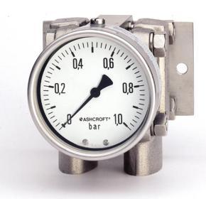 manometro de presion diferencial 5503