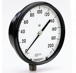 manometro de presion duragaugr 2462