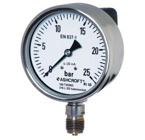 manometro de proceso con salida t5500e