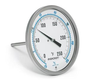termometro bimetalico Cl