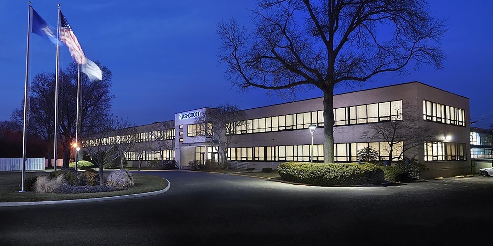 Ashcroft edificio