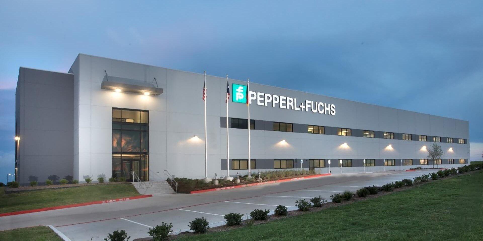pepperl fuchs edificio
